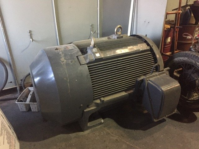 500hp electric motor