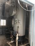 Vertical 42'' x 10' Inlet Separator