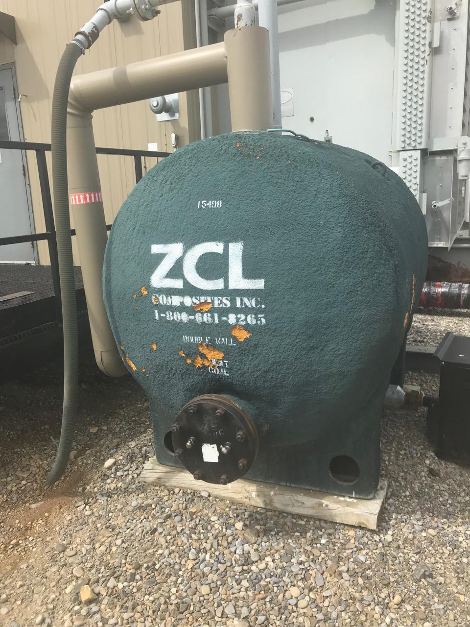 Lexin ZCL 25bbl Tank