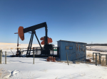 114D-173-84 AMPSCOT Pumpjack and Engine
