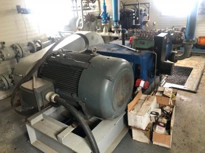 250hp quintuplex pump