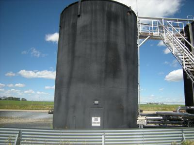 2004 storage tank 1000 bbl