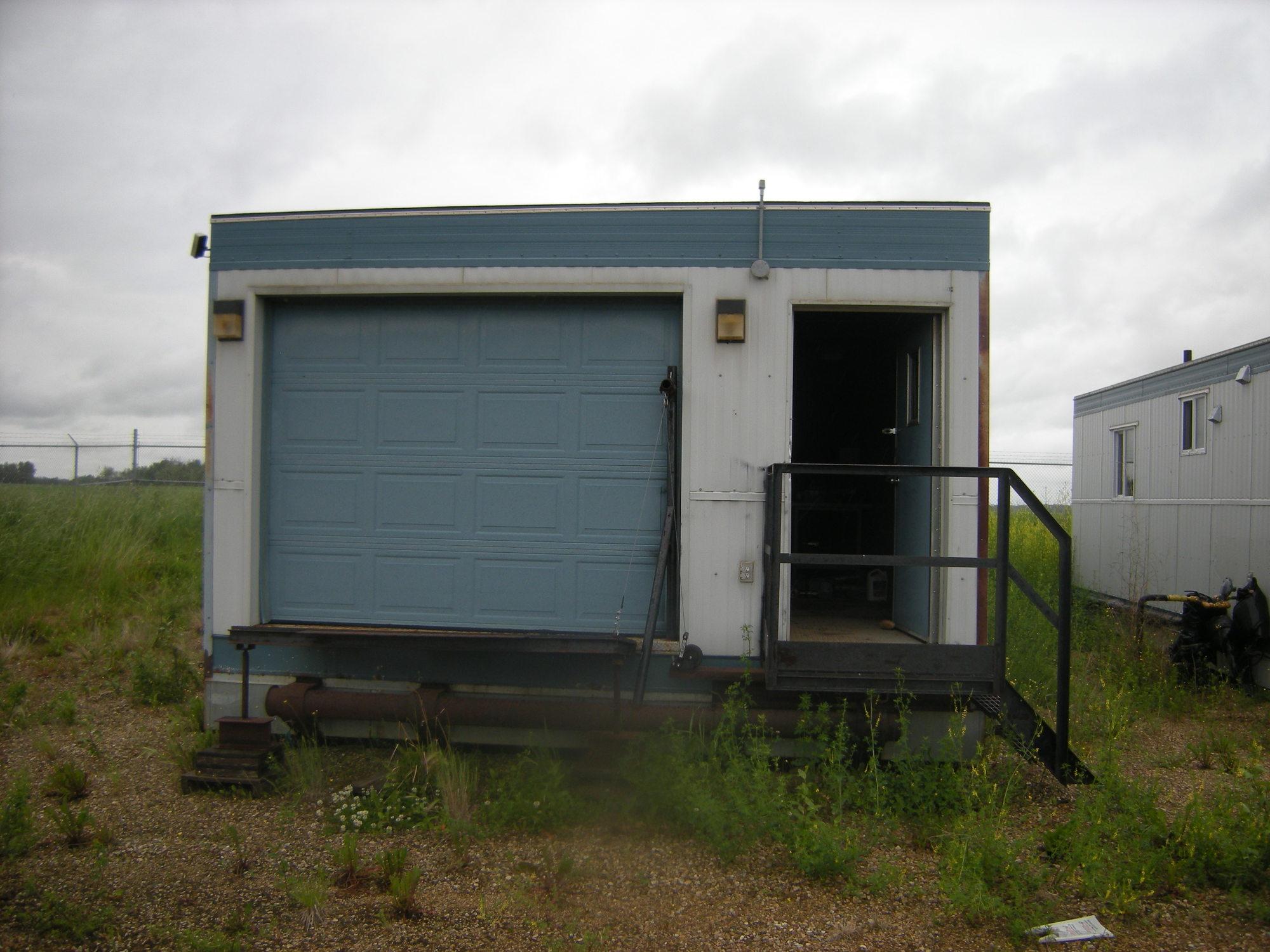 2002 skidded shop