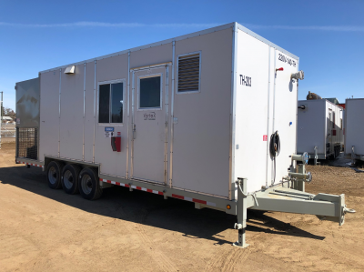 220hp cat with gardner denver screw compressor