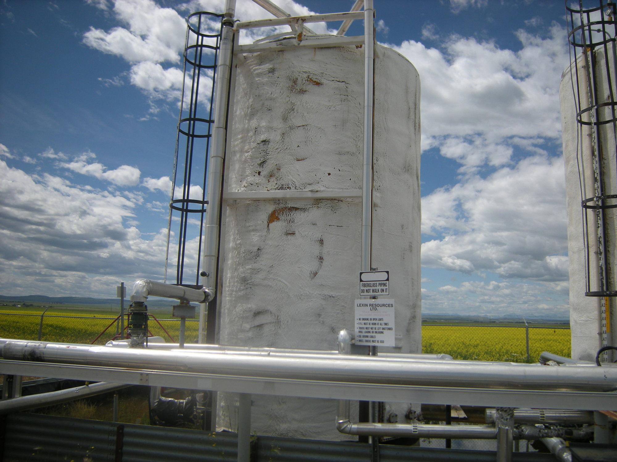 1998 storagetank - 400 bbl