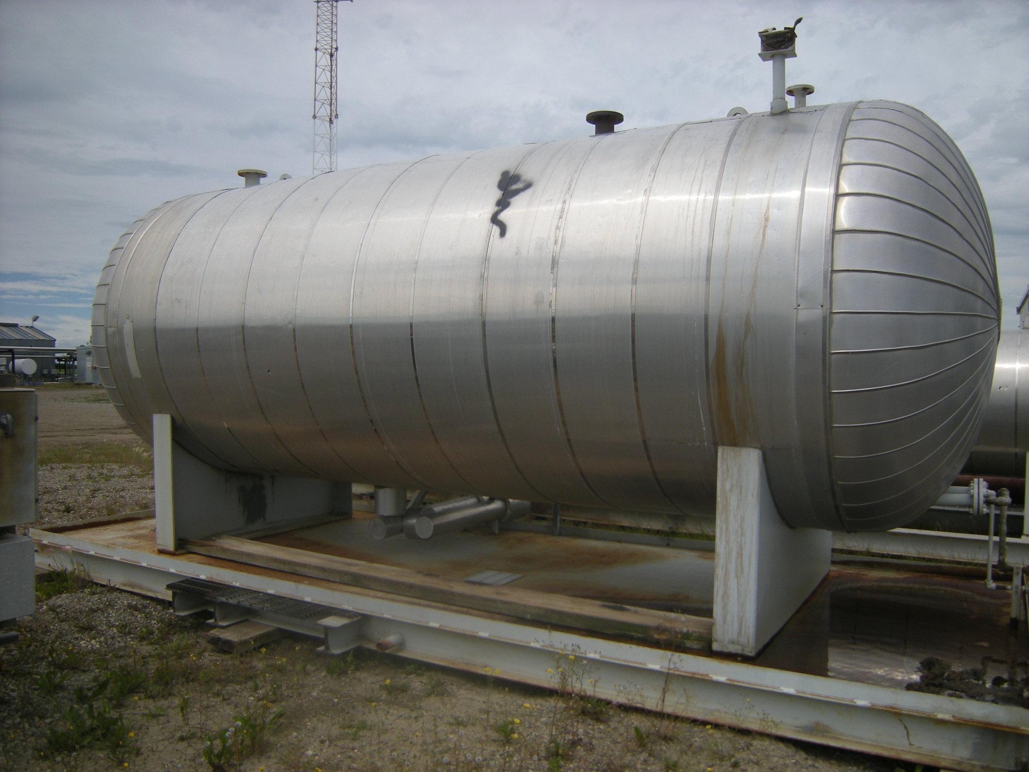 storagetank - 200 bbl