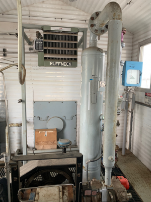 corken compressor