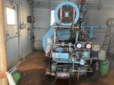 union quintiplex pump