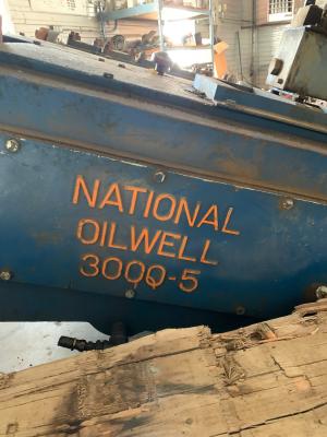 national quintiplex pump